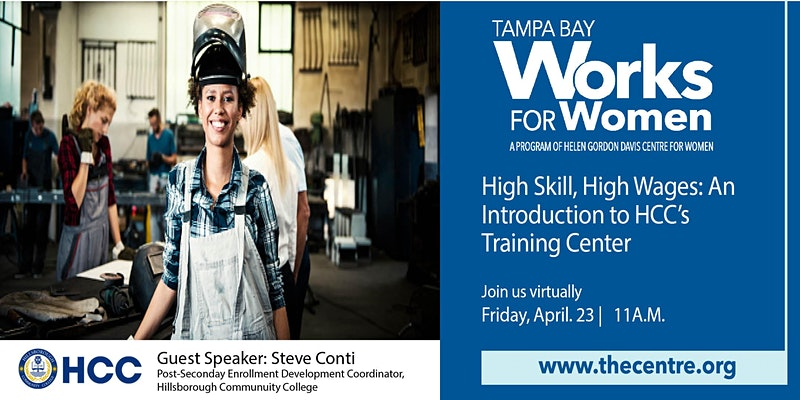 High Skill, High Wages : An Introduction to HCC's Training Center